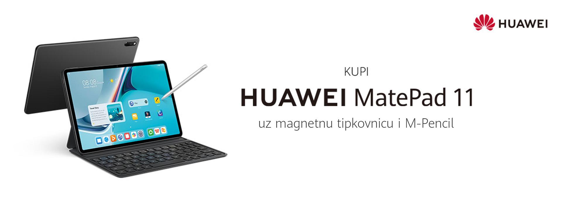 Huawei MatePad 11 – prvi tablet sa Harmony OS operativnim sustavom odsada u kombinaciji sa pametnom