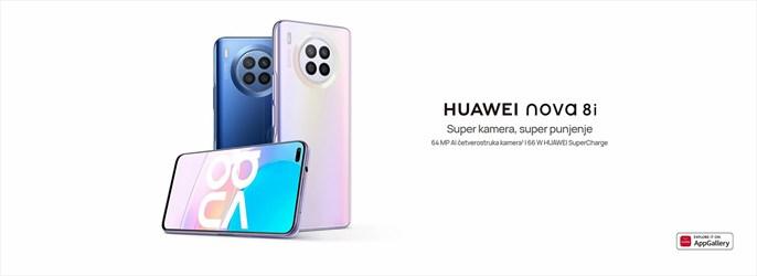 Mobitel Huawei Nova 8i
