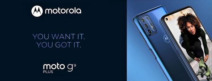 Motorola moto g9 plus - potpuno nova razina iskustva korištenja telefona