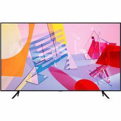 """Televizor Samsung 43"""" QE43Q60TAUXXH, QLED, 4K Ultra HD, DVB-T2/C/S2 HEVC/H.265, HDR 10+, Smart TV"""