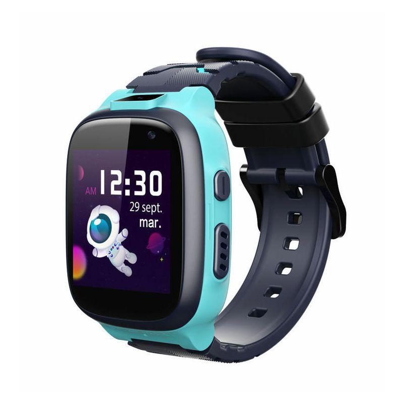 Dječji pametni sat 360 Kids Watch E2, plavi
