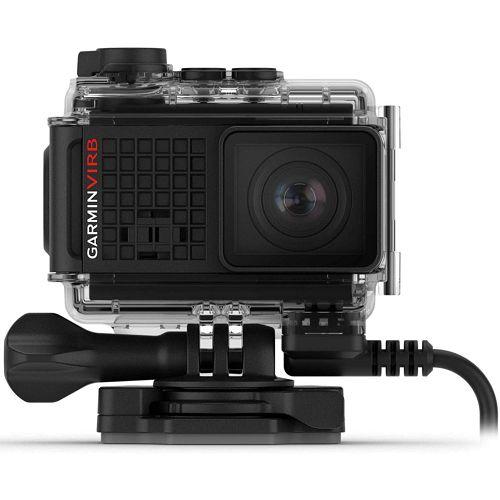 Akcijska kamera Garmin VIRB Ultra 30 s nosačem s napajanjem