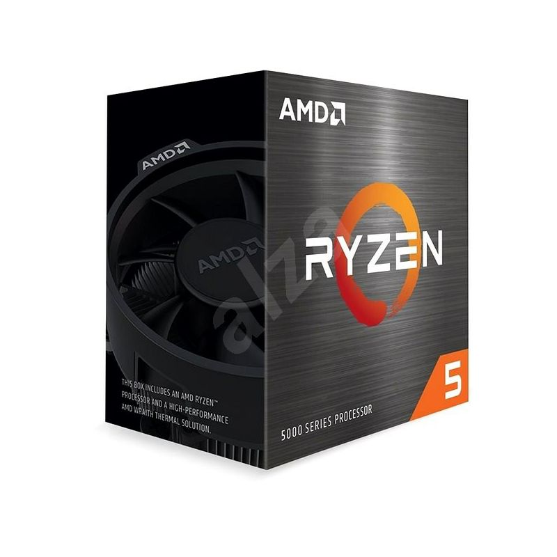 AMD Ryzen 5 5600X, 6C/12T 3,7GHz/4,6GHz, 35MB, AM4