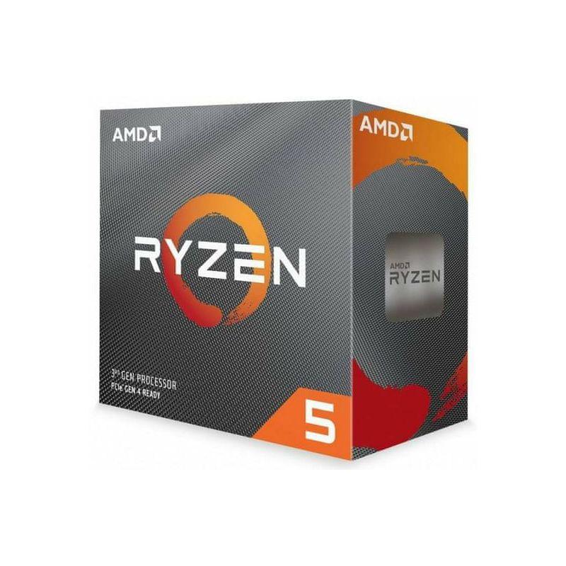 AMD Ryzen 5 3600, 6C/12T 3.6GHz/4.2GHz, 32MB, AM4