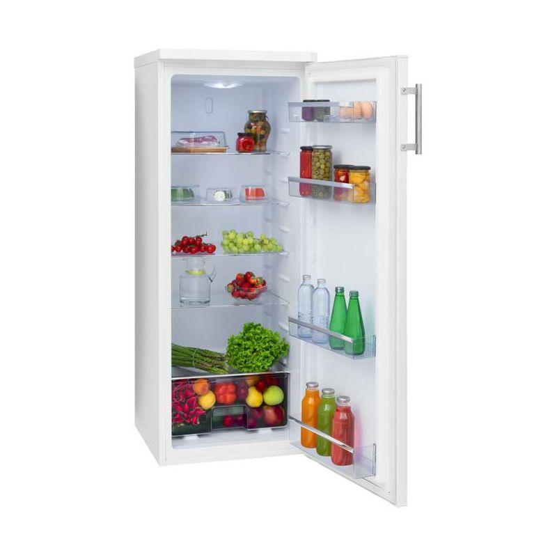 Amica hladnjak VKS 354 120 W, bijeli