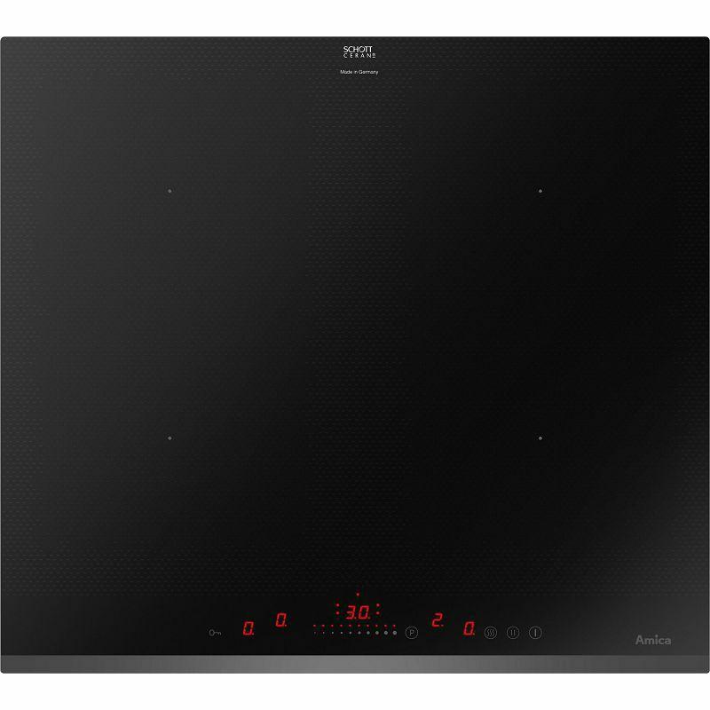 Amica ploča za kuhanje PI6544NSTK - X TYPE, indukcija, crna (outlet uređaj)