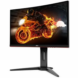 "Monitor AOC 24"" C24G1, VGA, DP, 2xHDMI, HAS, 144Hz, Curved - TOP CIJENA"