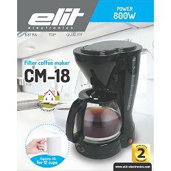 Aparat za kavu Elit CM-18