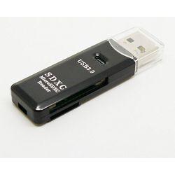 Asonic USB 3.0 Micro SD & SD čitač kartica