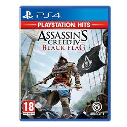 Assassin's Creed 4 Black Flag HITS PS4