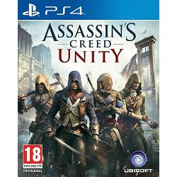 Assassin's Creed: Unity Standard Edition PS4