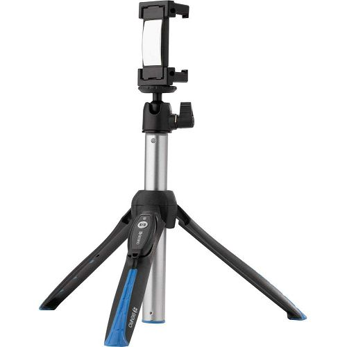 Benro BK15 mini tripod i selfie štap