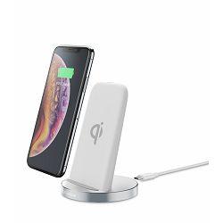 Bežični punjač Stand MFI bijeli Cellularline