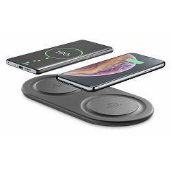 Bežični punjač Wireless Dual Cellularline