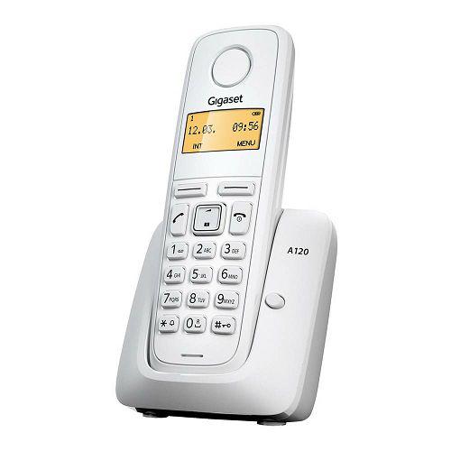 Bežični telefon Gigaset A120, bijeli