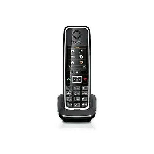 Bežični telefon Gigaset C530, crni