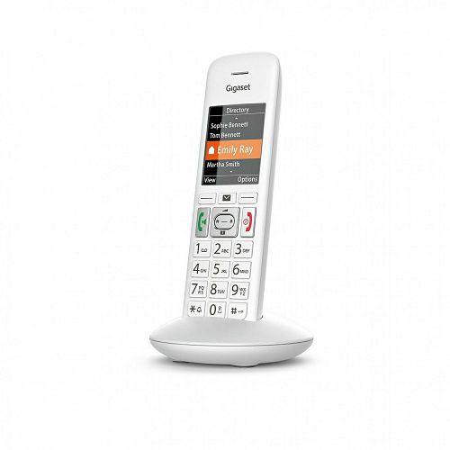 Bežični telefon Gigaset E370, bijeli