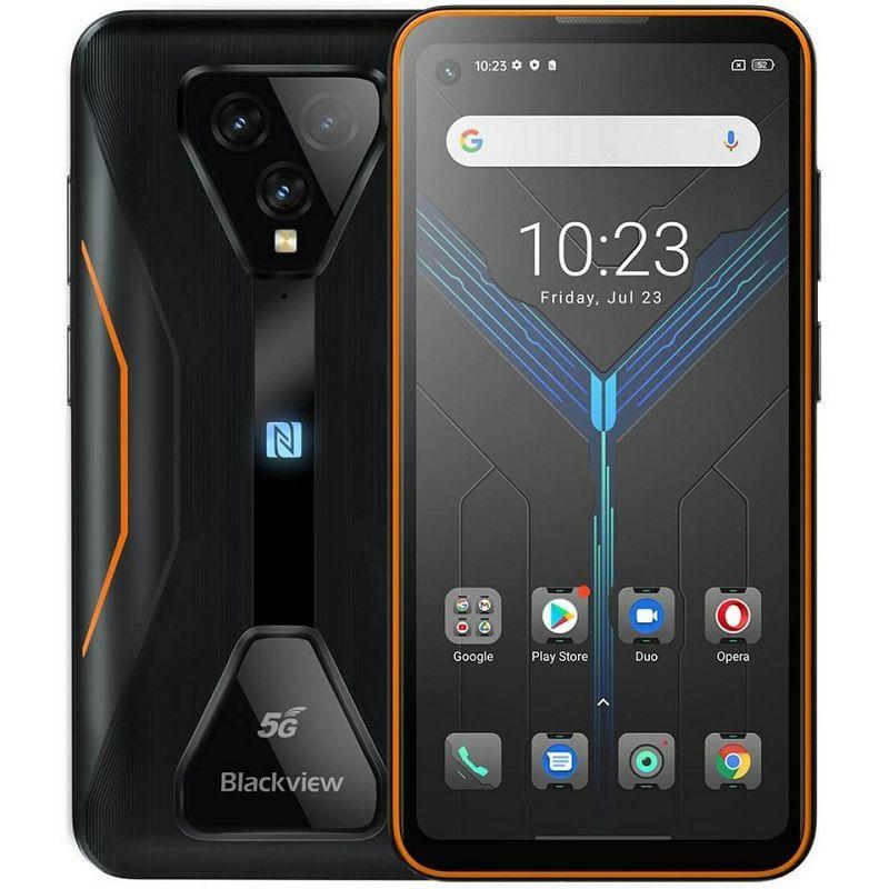 Blackview BL 5000 5G, narančasti