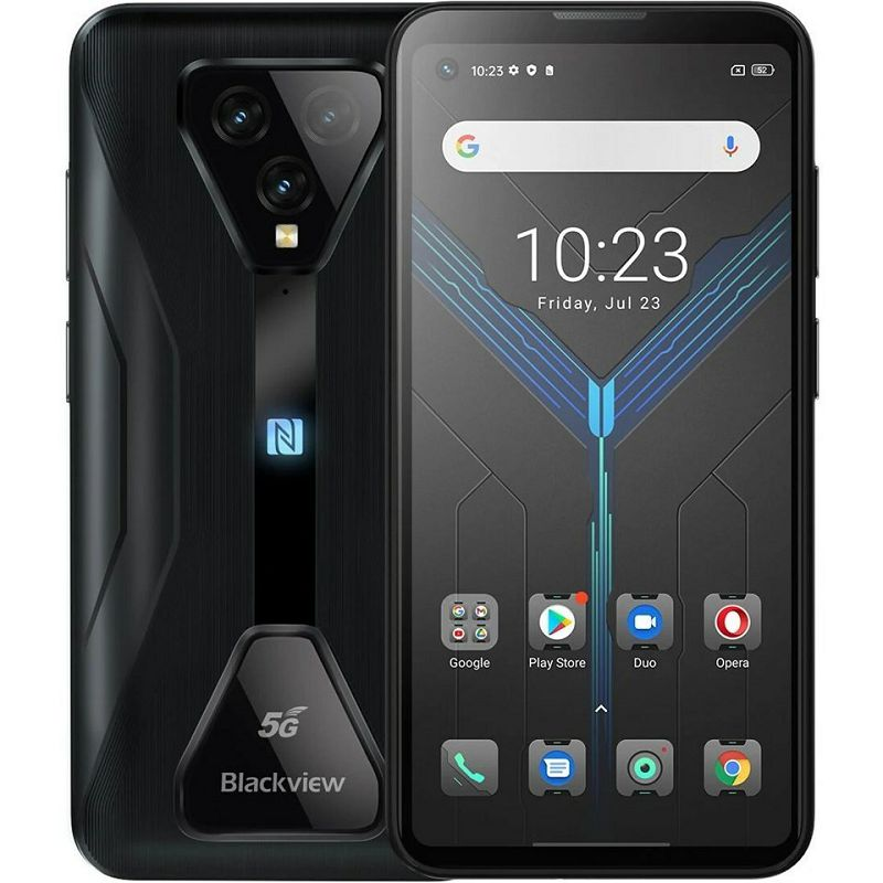 Blackview BL 5000 5G, crni