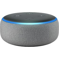 Bluetooth zvučnik AMAZON Echo Dot (3rd Generation), sivi