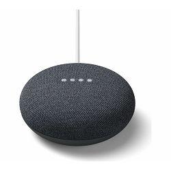 Bluetooth zvučnik Google Home Mini, WLAN, Bluetooth, crni