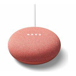 Bluetooth zvučnik Google Home Mini, WLAN, Bluetooth, crveni