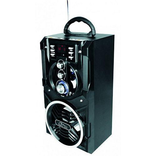 Bluetooth zvučnik, karaoke MEDIA-TECH MT3150 Partybox, mikrofon, daljinski upravljač