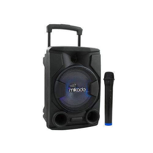 Bluetooth zvučnik, karaoke MIKADO MD-84KP, mikrofon