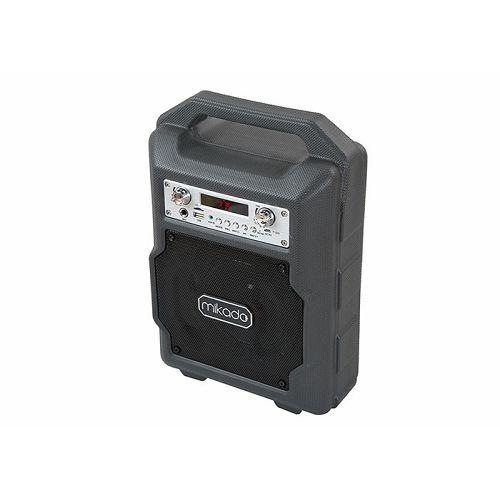 Bluetooth zvučnik, MIKADO MD-BT20S, FM, crni