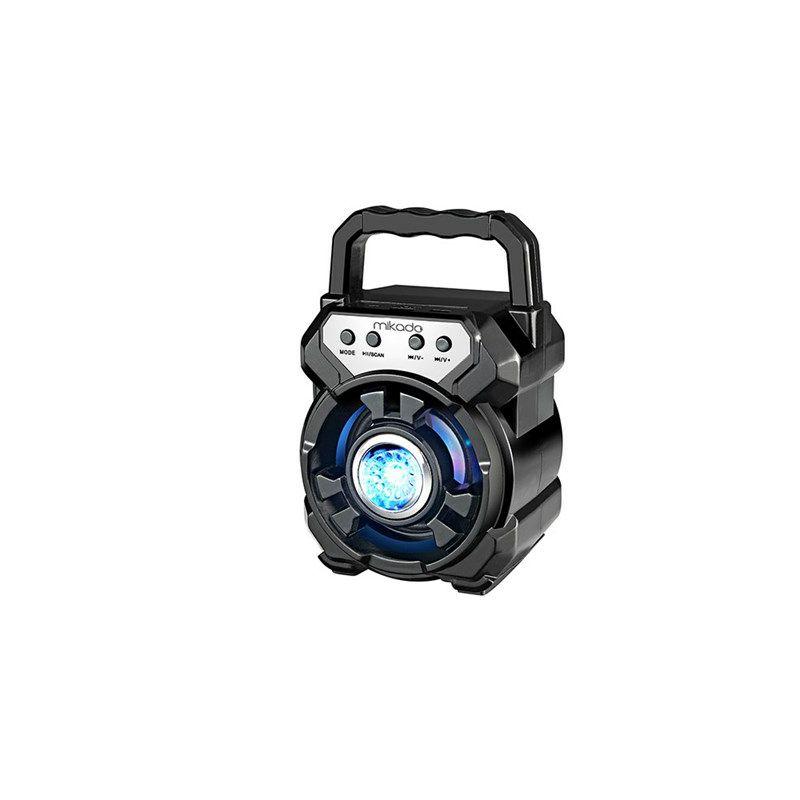 Bluetooth zvučnik, MIKADO MD-BT65S, crni
