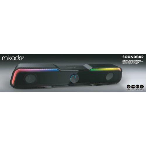 Bluetooth zvučnik, MIKADO SOUNDBAR MD-SBT69