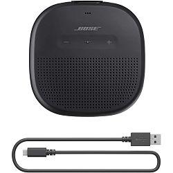 Bose SoundLink®Micro Bluetooth® zvučnik, crni