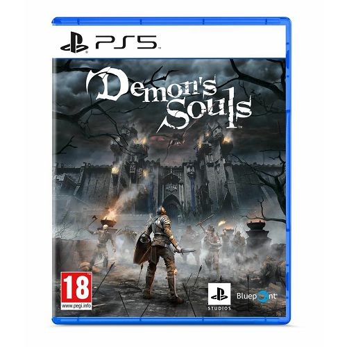 Demon's Souls PS5 Preorder