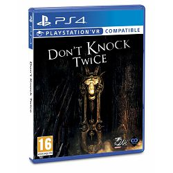 Don't Knock Twice PS4 VR