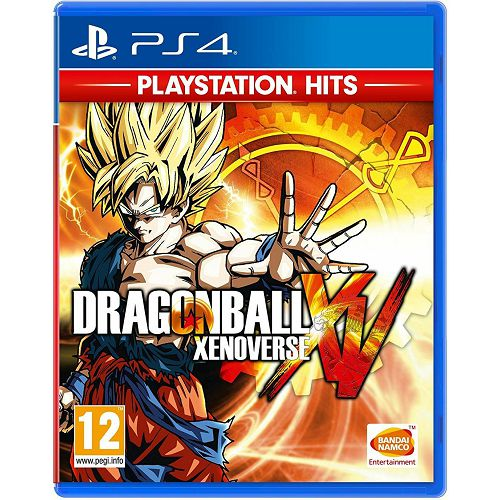Dragon Ball Xenoverse Hits PS4