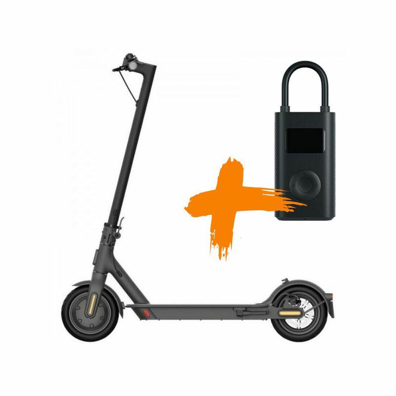 Električni romobil Xiaomi Mi Electric Scooter 1S EU+Mi Portable Air Pump