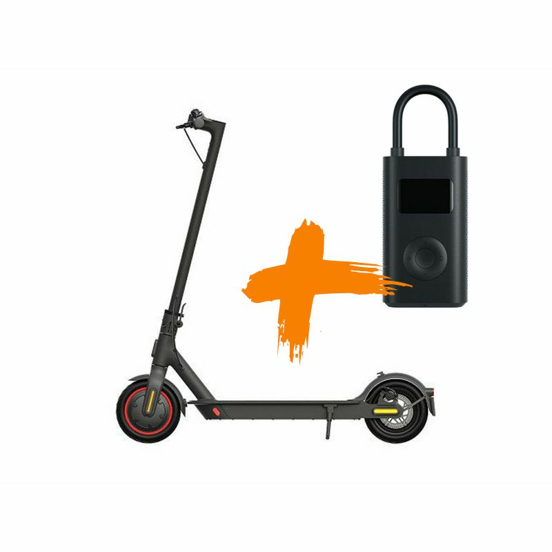 Električni romobil Xiaomi Mi Electric Scooter Pro2+Mi Portable Air Pump