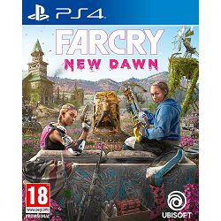 Far Cry New Dawn Standard Edtion PS4