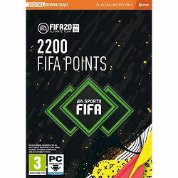 FIFA 20 2200 Points (Code in a Box) PC