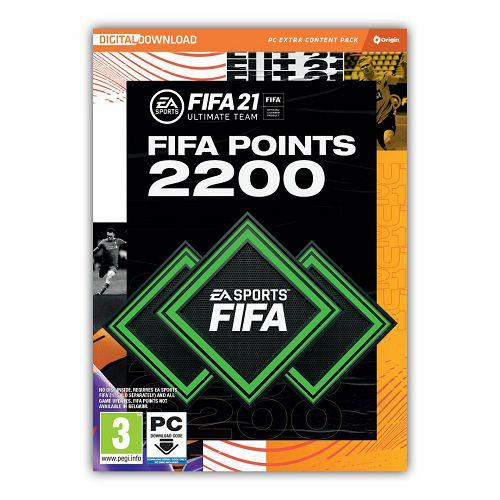 FIFA 21 FUT 21 2200 FIFA POINTS CIAB PC