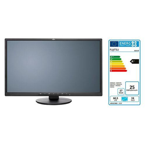 Monitor Fujitsu E24-8 TS Pro, DP, DVI-D, VGA, tilt, zvu