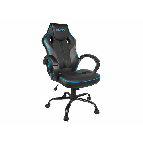 Gaming stolica Fury Avenger M, crna/siva