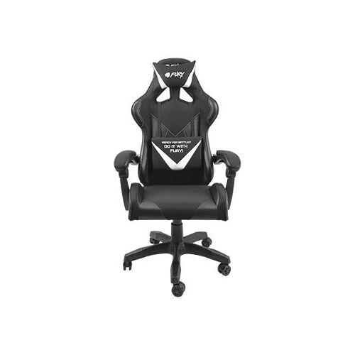 Gaming stolica Fury Avenger L, crna/bijela