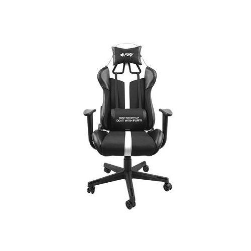 Gaming stolica Fury Avenger XL, crna/bijela