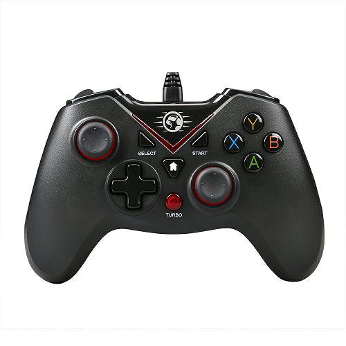 Gamepad MARVO GT-016, žičani, PC/PS3, crni