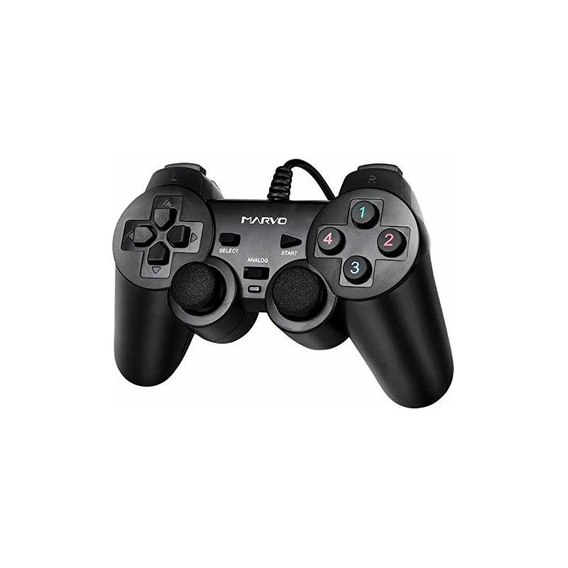 Gamepad MARVO Scorpion GT-006, žičani, za PC, crni
