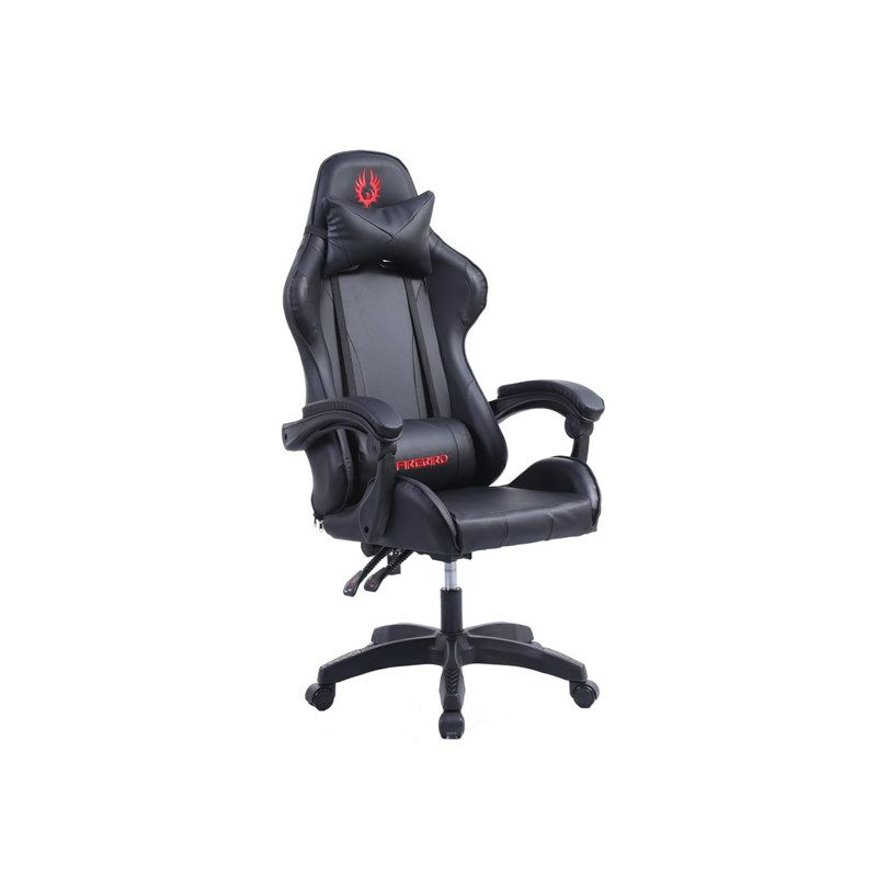 Gaming stolica FIREBIRD Gorgon S, nosivost 80kg, crna