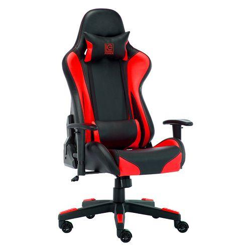 Gaming stolica LC-Power LC-GC-600BR, ergonomska