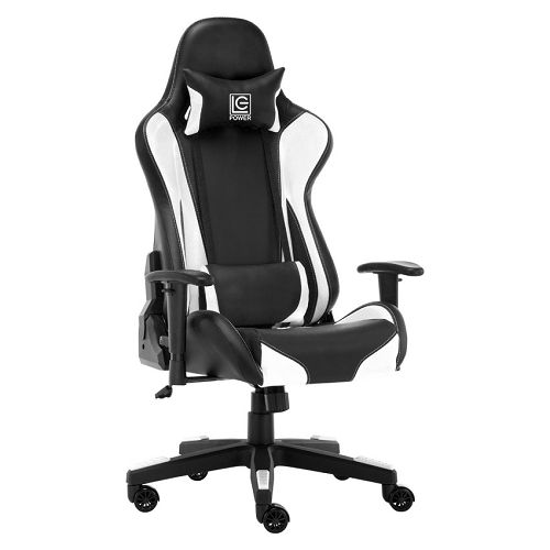 Gaming stolica LC-Power LC-GC-600BW, ergonomska