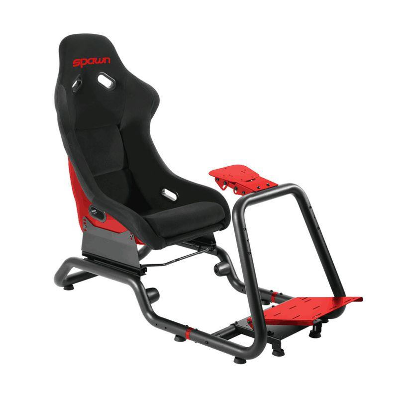 Gaming stolica Spawn Gaming Racing Simulator Cockpit